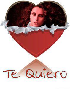 Montajes con Corazones y Mensajes de Amor para enviar gratis a tu pareja ya mismo.