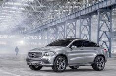 Mercedes-Benz Concept SUV: Neuer MLC Crossover in Peking vorgestellt