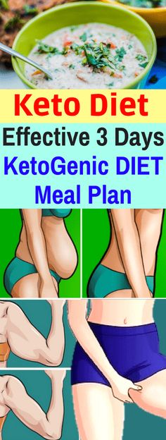 Keto Diet Effective 3 Days KetoGenic Diet Meal Plan!!! - All What You Need Is Here