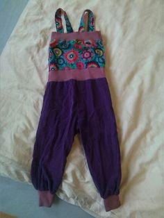 Jumpsuit gr92 Apron, Harem Pants, Jumpsuit, Fashion, Overalls, Moda, Harem Trousers, Fashion Styles, Harlem Pants