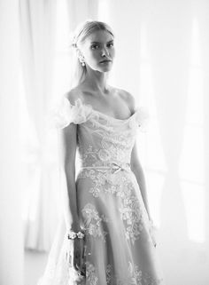 Photography: Greg Finck Photography - www.gregfinck.com   Read More on SMP: http://www.stylemepretty.com/2016/10/16/marchesa-fall-2017-wedding-dresses/