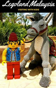 Our Legoland Malaysia review of both the theme park and Legoland Malaysia water park. Fantastic fun with kids!