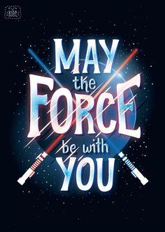 Happy Star Wars Week! by Risa Rodil