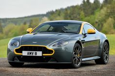 2015 Aston Martin Vantage GT: First Drive Photo Gallery Aston Martin V8, Aston Martin Lagonda, Aston Martin Vantage, E90 Bmw, Luxury Car Brands, Dream Car Garage, Super Sport Cars, First Drive, Ford Motor Company