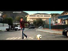 David Villa Need for Speed Commercial