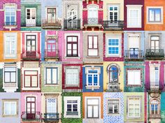 Andre Vicente Goncalves Photography Windows of the World - Porto