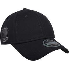 buy popular 298bd ed729 Men s Golden State Warriors New Era Black Black Label Series Suiting  9TWENTY Adjustable Hat,  31.99