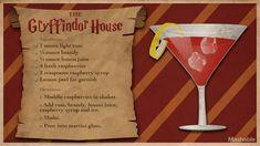 Top 13 des cocktails Harry Potter, pour picoler entre sorciers tranquilou