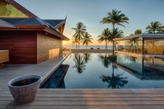 Simplicity at Iniala Beach House Thailand
