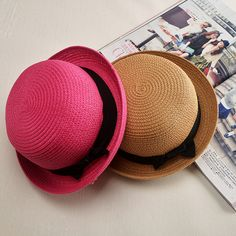 179704e4aa9 New Summer Dome Panama Straw Hat Ladies Beach Hats Sun Hat Boater For Women  Adult Sombrero Para El Sol Mujer Verano Gorros