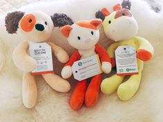 If you haven't gotten a word about Bears for Humanity toys, you gotta check them out to see what these people with a company of toys and bears do for those children who need love, care and toys in their lives. The company has been a proactive for-profit that has developed a mechanism to give back to communities, both locally and nationally. Bears for Humanity, animal pals, plush toys