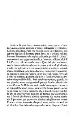 Sostiene Pereira, Antonio Tabucchi. Questa pagina la so (quasi) a memoria. :P