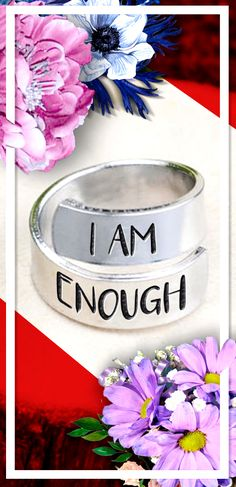 I Am Enough, You Are Enough, Cute Jewelry, Jewelry Accessories, Unique Jewelry, Presents For Boyfriend, Things To Buy, Bracelets, Jewelery