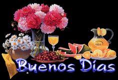 GIFS : BUENOS DIAS
