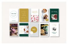 Ellen Wild / Pinterest Posts by Mirazz on @creativemarket Graphic Design Studios, Graphic Design Typography, Layer Pictures, Indesign Templates, Social Media Template, Creative Business, Colorful Backgrounds, Fashion Bloggers