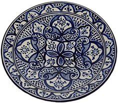 Ceramic Plates Moroc