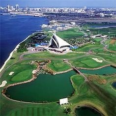 Great Golf Courses Dubai Creek Golf Club