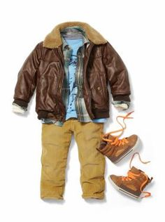 Baby Clothing: Toddler Boy Clothing: We ♥ Outfits | Gap http://bit.ly/1926G20