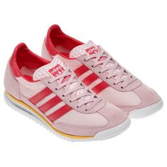 Love Adidas sneakers more than any other.