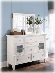 Prentice Dresser U0026 Mirror From Ashley Furniture HomeStore
