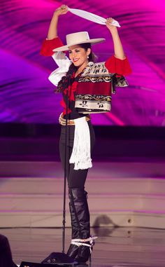 Miss Chile from 2014 Miss Universe National Costume Show | E! Online