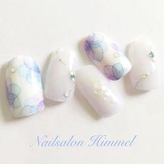 梅雨のブルーを吹き飛ばす。#紫陽花ネイル で見つけた最旬デザイン20選♡