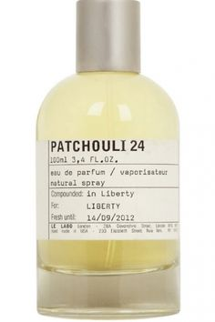 Patchouli 24 Le Labo Compartilhado