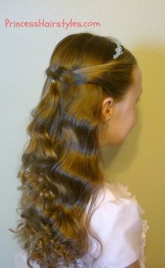 Hairstyles For Girls - Hair Styles - Braiding - Princess Hairstyles