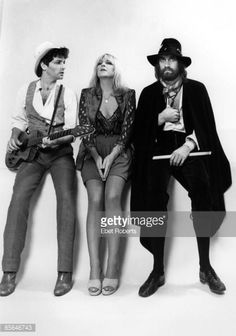Lindsey, Chris and Mick