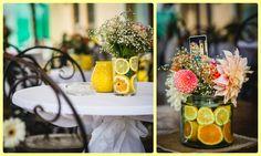 Сватбен декор за маса/ Wedding table decorations.
