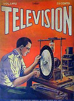 Early TV Technician Journal
