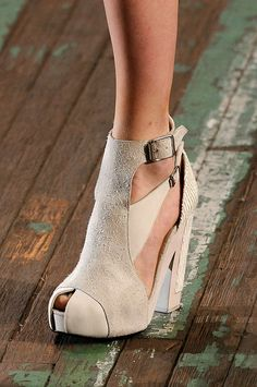 philip lim. I love it all except the heel. I don't like the thick heels o no no no
