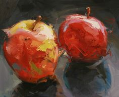 Paul Wright Wright Archive - Paul Wright Yellow and Red - Oil on Wood