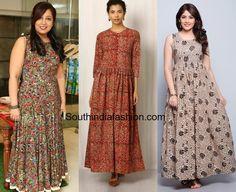 7fa96fadade Flaunt The Kalamkari Maxi Gowns