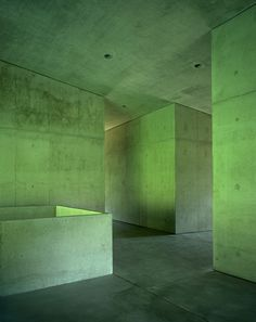 Primary School, Paspels (Switzerland), 1996-1998 - Valerio Olgiati