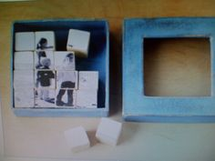 Puzzle amb cubs