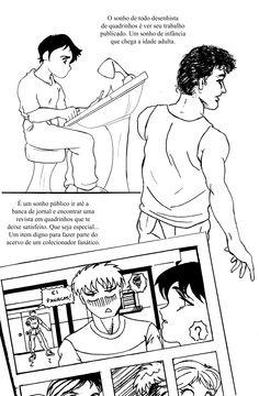 """(TCC) Quadrinhos Nacionais: Uma Perspectiva Estrangeira (UNIVAP), """"preview"""" de Carlos Campos PG03"""