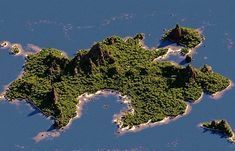 Awesome Tropical Island - Maps - Mapping and Modding - Minecraft Forum - Minecraft Forum