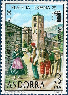 Traditional Costumes  Andorra