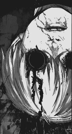 The end of Tokyo Ghoul. Tokyo Ghoul Manga, Ken Tokyo Ghoul, Anime Art Girl, Manga Art, Aesthetic Art, Aesthetic Anime, Arte Emo, Tokyo Ghoul Wallpapers, Japanese Horror