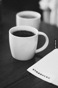 <3 who else loves coffee - 9GAG