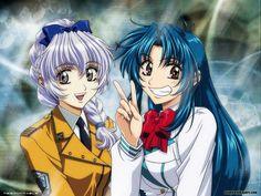 Tessa and Kaname FullMetal Panic!