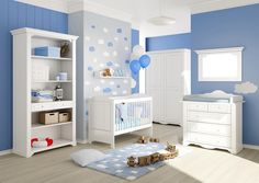schaf dekoration ideen kleines babyzimmer gestalten | <3, Moderne deko