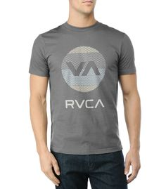 RVCA Mens : Tees / Tanks - Va Plugz
