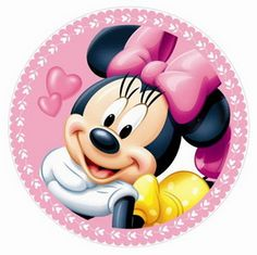 CLI CLI CLI cartridge)We also sell normal ink . Minnie Mouse Stickers, Mickey And Minnie Cake, Minnie Mouse Theme Party, Minnie Mouse Cake, Minnie Birthday, Mouse Parties, Disney Mickey, Disney Parties, Mickey Mouse Wallpaper