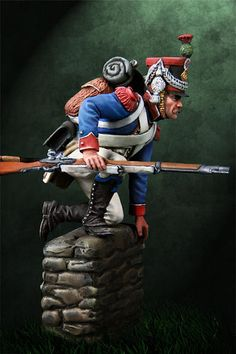 Great figure of French infantry
