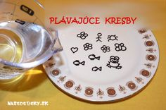 Ako je to možné? Diy And Crafts, Crafts For Kids, Paper Crafts, Science Projects, Science Experiments, Preschool Science, Baby Play, Baby Knitting Patterns, Toddler Activities