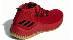 "huge discount fdaeb 8b865 adidas Dame 4 ""Red Gum""-1 Wsu Basketball, Basketball Shorts Girls,"
