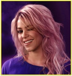 Shakira Pictures, Facts, Info 170 Photos – oniemaru – Gary T – Hair Clips Shakira Hips, Curls For Long Hair, Curled Hairstyles, 90s Hairstyles, Janet Jackson, Hollywood Walk Of Fame, Alyssa Milano, Clip In Hair Extensions, Female Singers