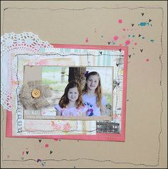 Created by May using the August 2013 Card Kit by Simon Says Stamp.